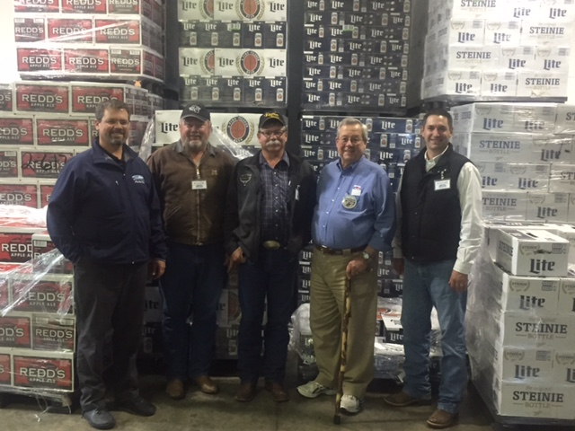 Intermountain Distributing Tour