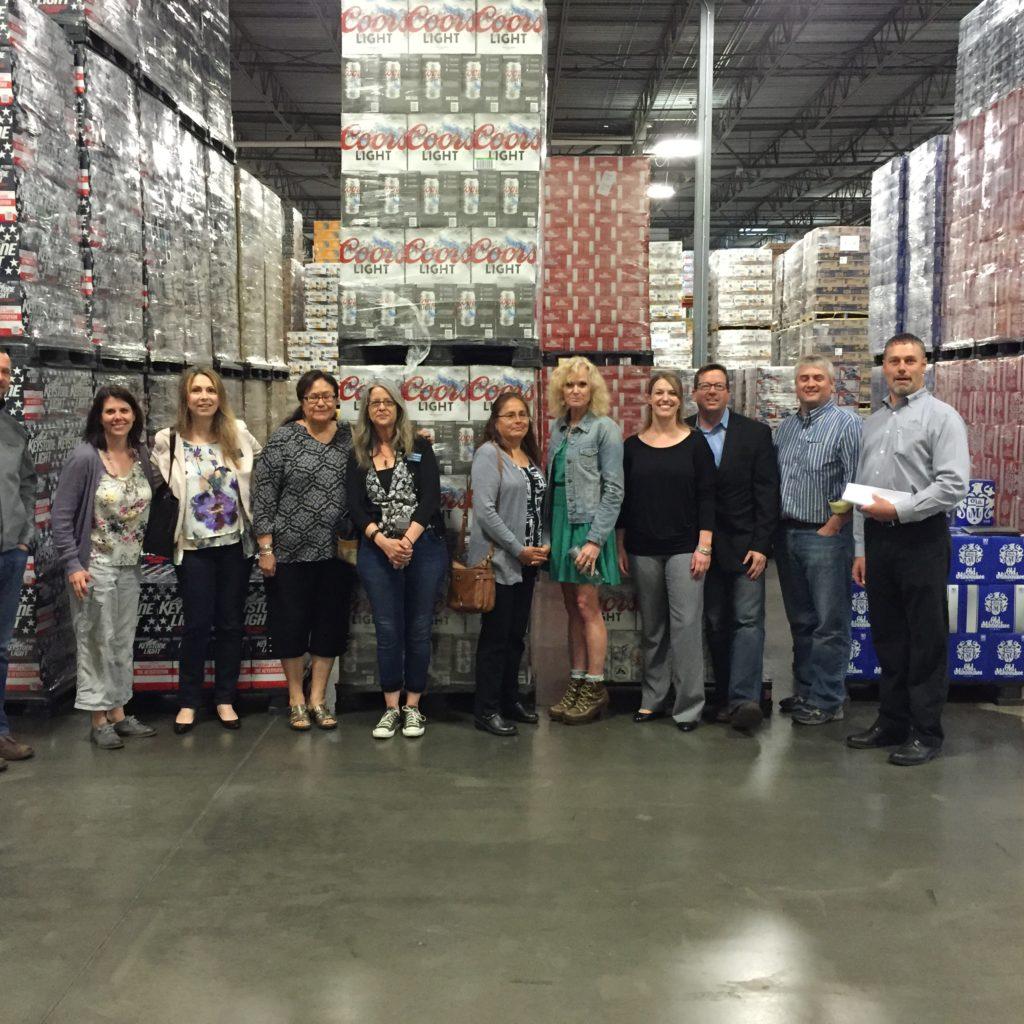 Briggs Democratic Warehouse Tour